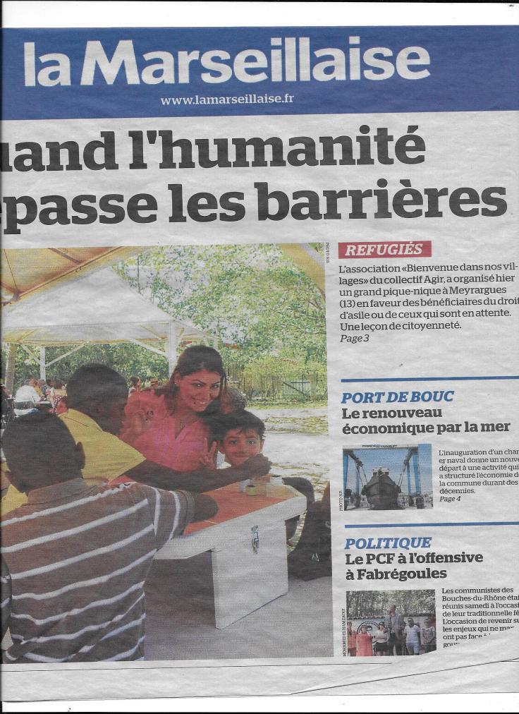 Marseillaise 26 06 2